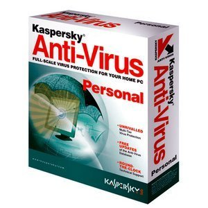 Kaspersky Lab: Anti-Virus Personal 4.5 - w tym Gebühr do 1 rok (PC)