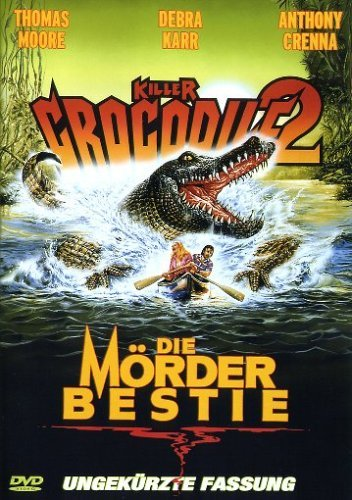 Killer Crocodile 2 -- via Amazon Partnerprogramm