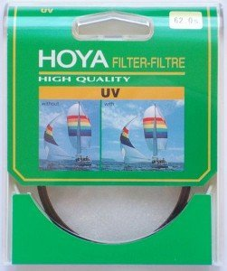Hoya filter UV G series 55mm (Y4UVG055)