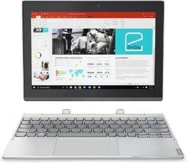 Lenovo IdeaPad Miix 320-10ICR, 64GB, 4GB RAM, silber (80XF0019GE)