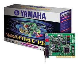 Yamaha WaveForce 192XG