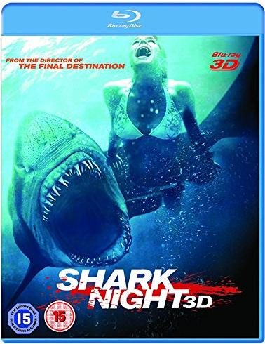 Shark Night (3D) (Blu-ray) (UK) -- via Amazon Partnerprogramm