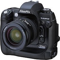 Fujifilm FinePix S3 Pro black body (40480119)