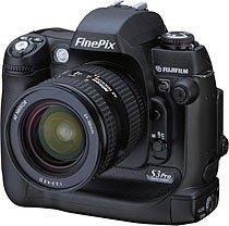 Fujifilm FinePix S3 Pro czarny korpus (40480119)