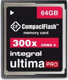 Integral UltimaPro CompactFlash Card [CF] 300x 64GB (INCF64G300W)