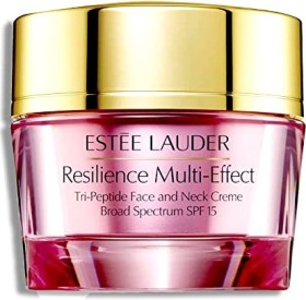 Estée Lauder Resilience Multi-Effect Tri-Peptide Face and Neck Creme für normale Haut und Mischhaut SPF15, 50ml