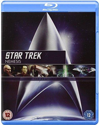 Star Trek 10 - Nemesis (Blu-ray) (UK) -- via Amazon Partnerprogramm
