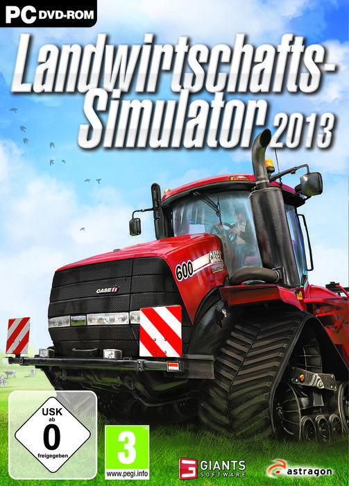 Landwirtschafts-simulator 2013 - Collector´s Edition (German) (PC)