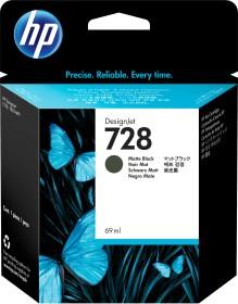 HP Tinte 728 schwarz matt (F9J64A)
