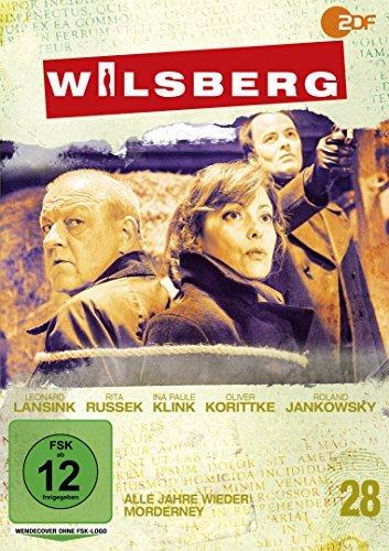 Wilsberg Vol. 28: Alle Jahre wieder / Morderney (DVD) -- via Amazon Partnerprogramm