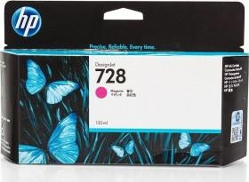 HP Tinte 728 magenta hohe Kapazität (F9J66A)