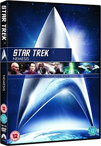 Star Trek 10 - Nemesis (UK) -- via Amazon Partnerprogramm