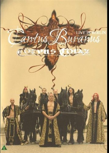 Corvus Corax - Cantus Buranus/Live in Berlin -- via Amazon Partnerprogramm