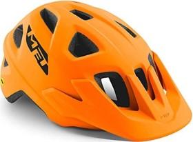 MET Echo Helm orange/matt