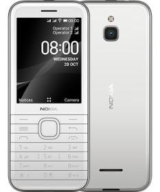Nokia 8000 4G Single-SIM opal white