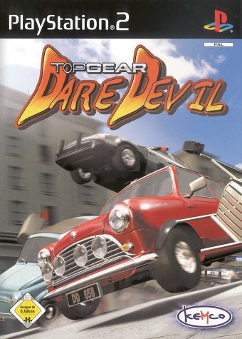 Top Gear Dare Devil (niemiecki) (PS2) -- via Amazon Partnerprogramm