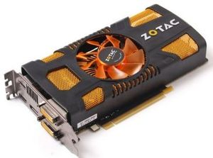 Zotac GeForce GTX 560 Multiview, 1GB GDDR5, 2x DVI, 2x HDMI, DisplayPort (ZT-50706-10M)