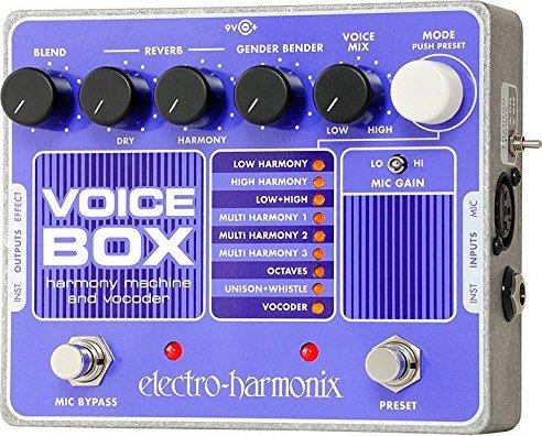Electro-Harmonix Voice Box -- via Amazon Partnerprogramm
