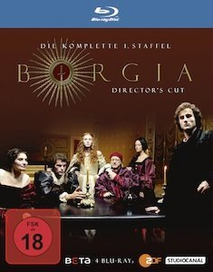 Borgia Staffel 1 (Blu-ray)