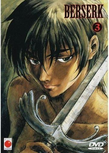 Berserk Vol.  3 (OmU) (Folgen 10-13) -- via Amazon Partnerprogramm
