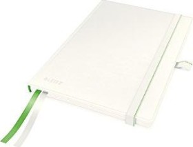 Leitz Complete Notizbuch weiß A5 kariert, 80 Blatt (44770001)