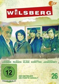 Wilsberg Vol. 26: Der Betreuer / Die fünfte Gewalt (DVD)