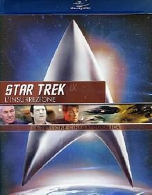 Star Trek 9 - Insurrection (Blu-ray) (UK)