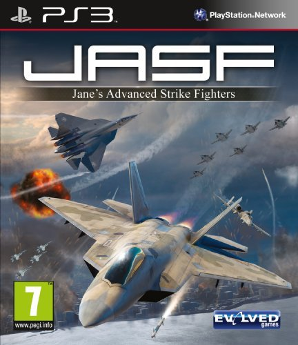 Jane's Advanced Strike Fighters (deutsch) (PS3) -- via Amazon Partnerprogramm