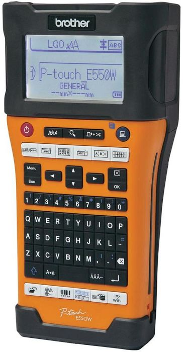 Brother P-touch E550WVP (PTE550WVPZG1)