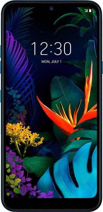 LG Electronics K50 LMX520EMW Dual-SIM moroccan blue