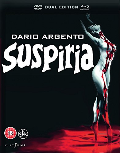 Suspiria (Special Editions) -- via Amazon Partnerprogramm