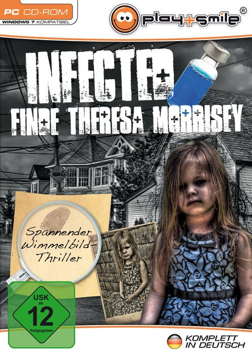Infected: Finde Theresa Morrisey (German) (PC)