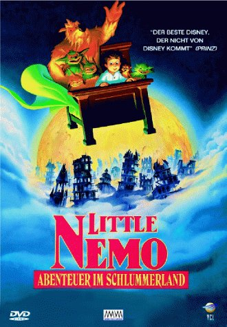 Little Nemo -- via Amazon Partnerprogramm