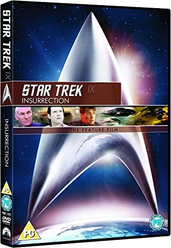 Star Trek 9 - Insurrection (UK) -- via Amazon Partnerprogramm