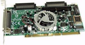 Tekram DC-390U4W U320-LVD, PCI-X