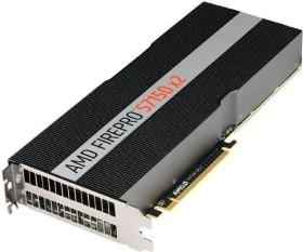 AMD FirePro S7150X2, 2x 8GB GDDR5 (31004-57-20B/100-505722/AMD 100-505951)
