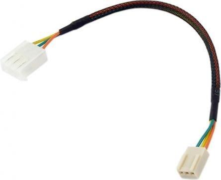 Aqua Computer Anschlusskabel für Durchflusssensor, 18cm, für aquaero/aquastream XT Ultra/poweradjust (53100)