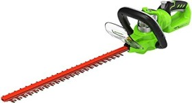 Greenworks Tools G24HT57 cordless hedge trimmer solo (2200107)
