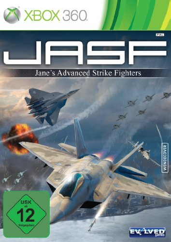 Jane's Advanced Strike Fighters (deutsch) (Xbox 360)