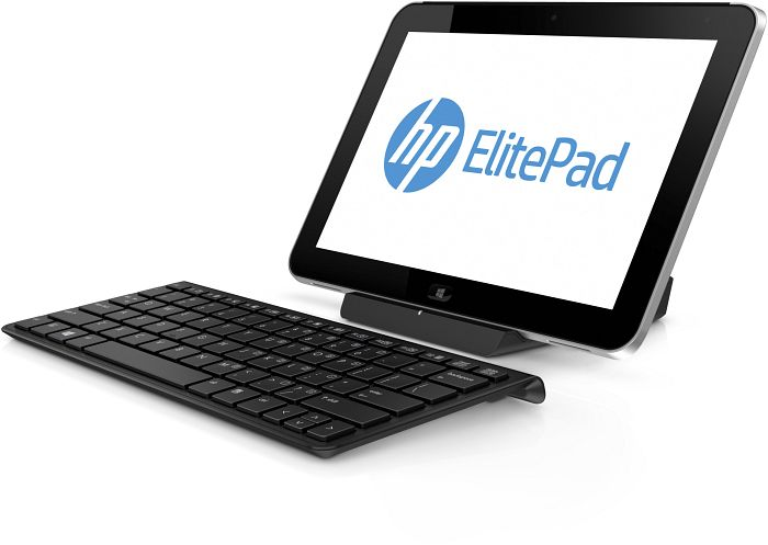 HP Elitepad 900, Atom Z2760, 2GB, 32GB SSD, UMTS, Windows 8 Pro, incl. docking station + Expansion Jacket (H5E92EA)