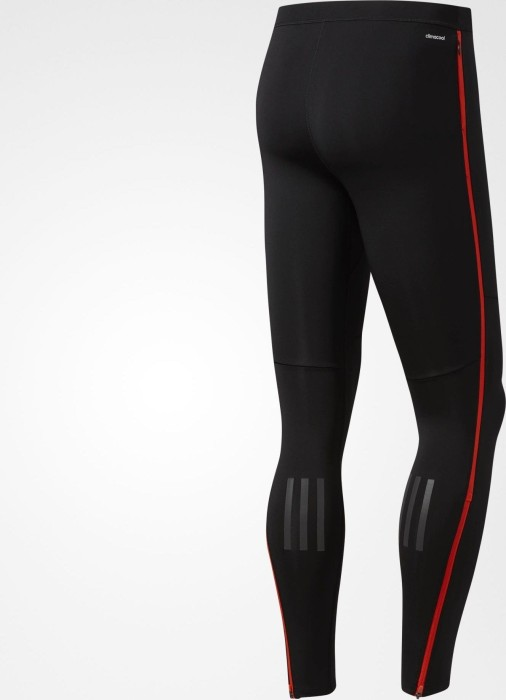 a1ee44f952b409 adidas Response Tights running pants long black/red (men) (B47715 ...