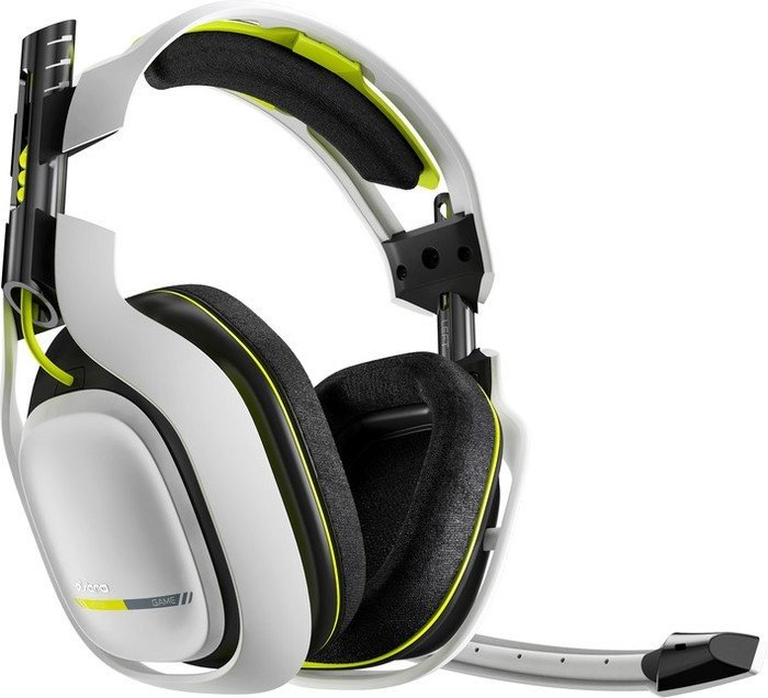 Astro Gaming A50 Wireless 7.1 Surround Gaming Headset weiß/lime ...