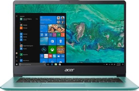 Acer Swift 1 SF114-32-P413 Aqua Green (NX.GZGEG.002)