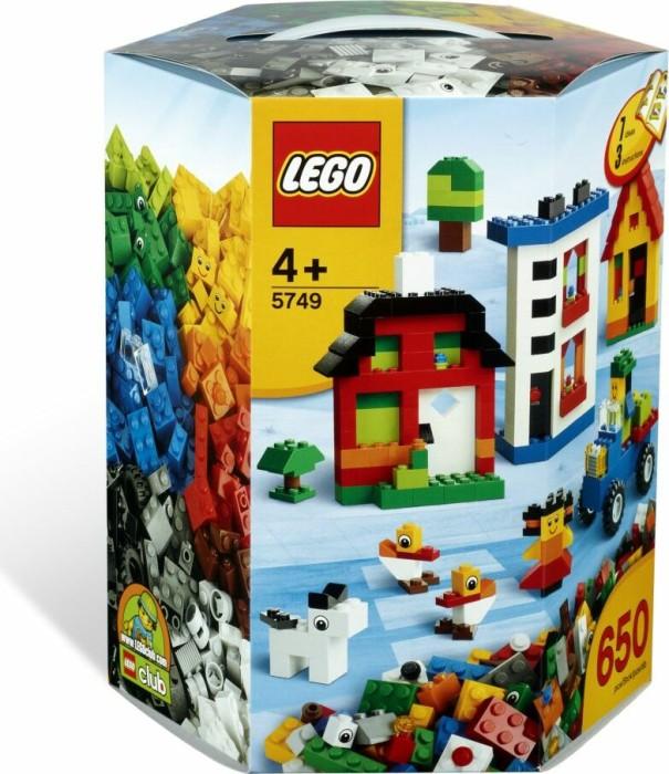 LEGO Steine & Co. - Bausteine-Trommel (5749) -- via Amazon Partnerprogramm
