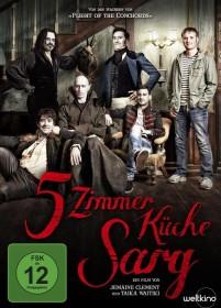 5 Zimmer, Küche, Sarg (DVD)