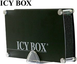 "RaidSonic Icy Box IB-351AStU-B schwarz, 3.5"", USB-B 2.0 (21402)"