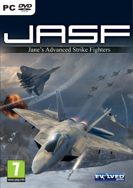 Jane's Advanced Strike Fighters (englisch) (PC)
