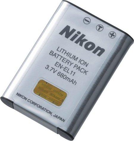 Nikon EN-EL11 Li-Ionen-Akku (VFB10301) -- via Amazon Partnerprogramm