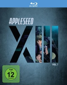 Appleseed XIII Vol. 1 (Blu-ray)