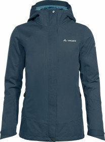 VauDe Miskanti 3in1 II Jacke steel blue (Damen) (41570-303)